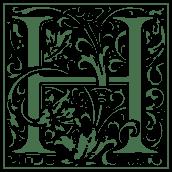 william-morris-letter-h