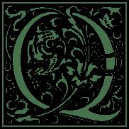 william-morris-letter-q